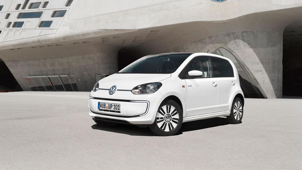 Contacto: VW e-UP!, nos subimos al primer eléctrico de VW