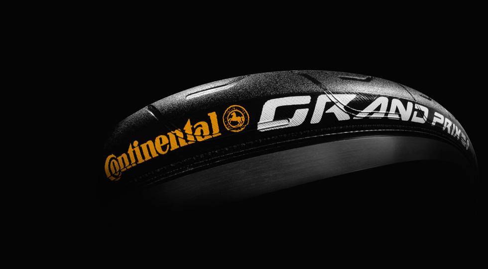 Continental: sus neumáticos, con sensores de profundidad de dibujo