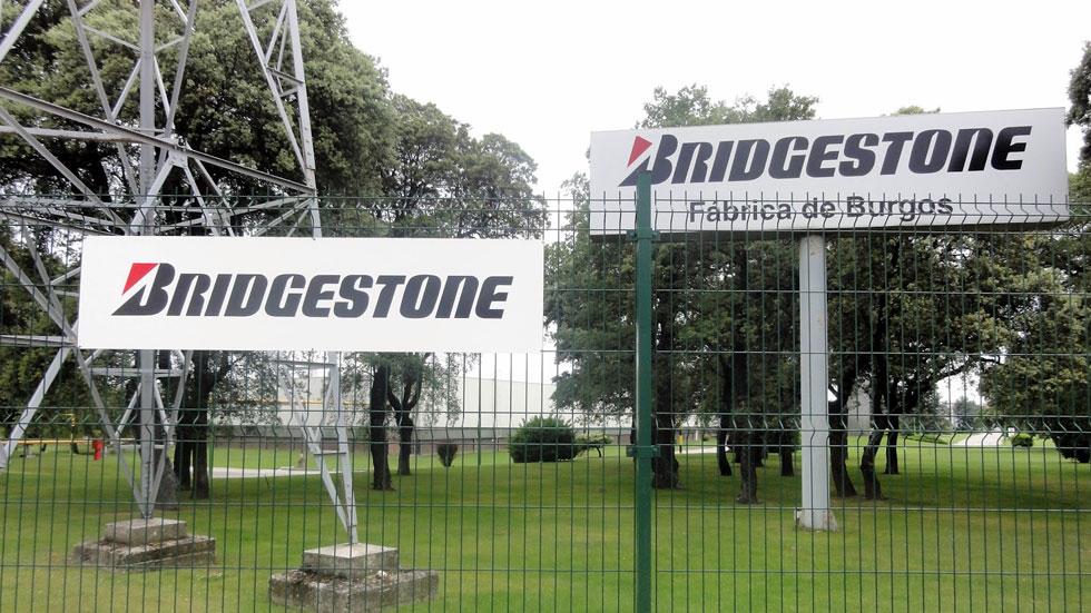 Firmado el convenio de Bridgestone España
