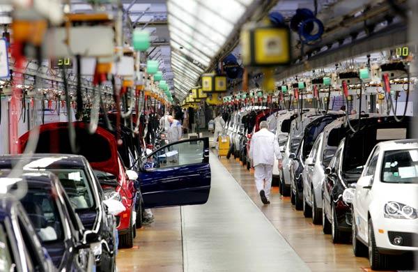 Crece el superavit de la industria hasta marzo