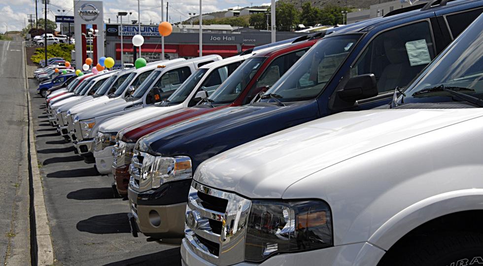 Crecen las ventas de coches en junio un 23,5 por ciento