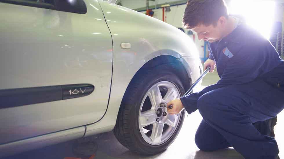 A partir de 2016, más reparaciones de coches