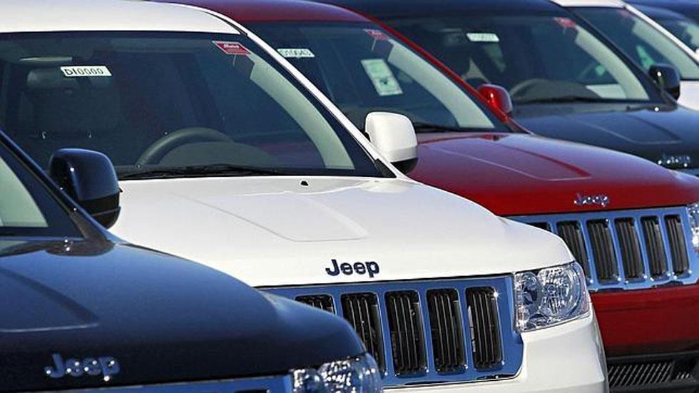 La crisis hace que las empresas recorten su flota de coches