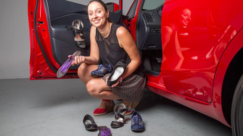 ¿Cuál es el mejor calzado para conducir?
