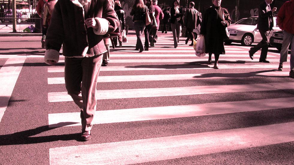 ¿Cuáles son las obligaciones de los peatones?