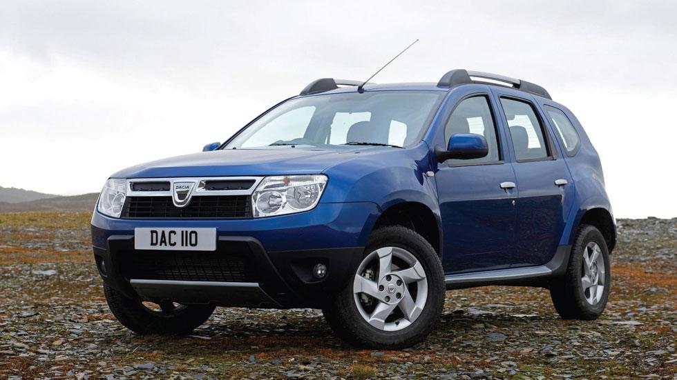 Dacia, la única marca que crece en las matriculaciones europeas