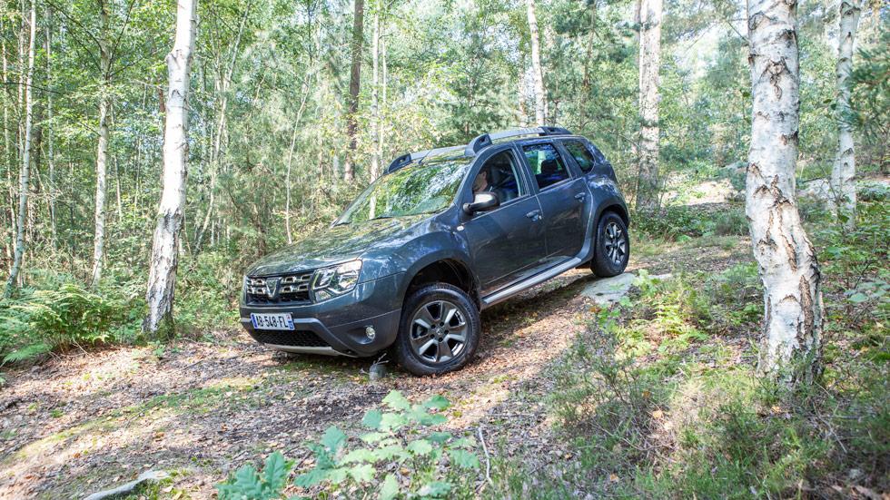 Dacia Duster 1.2 TCe 125 CV, más eficiente y con tracción integral