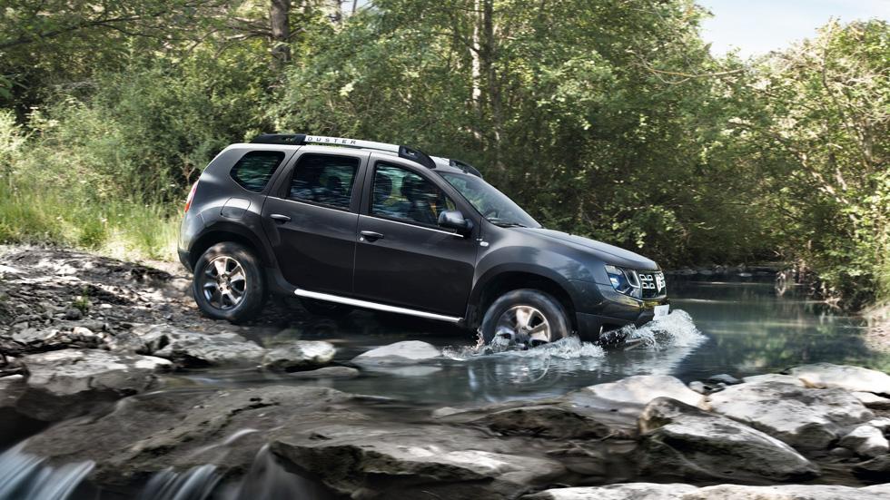 Nuevo Dacia Duster 2014: mejora en todo
