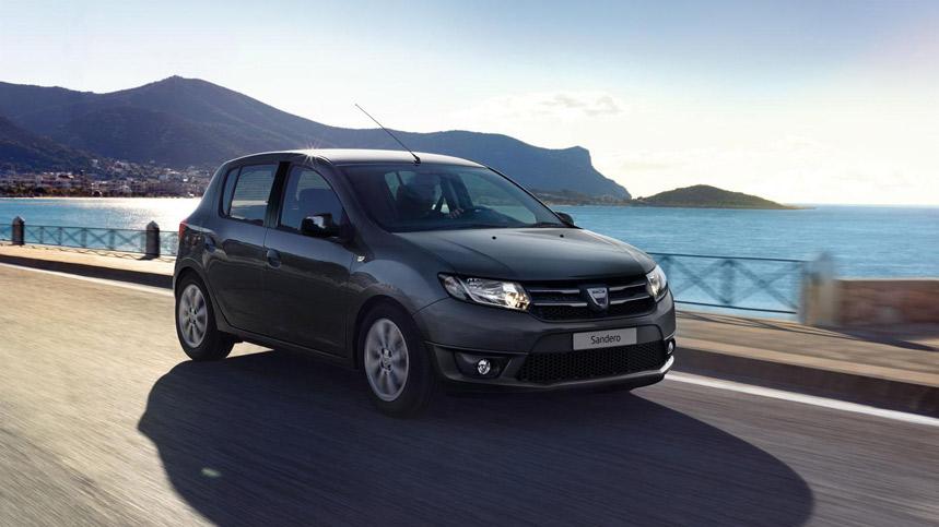 Dacia Duster Air y Sandero Black Touch, savia nueva