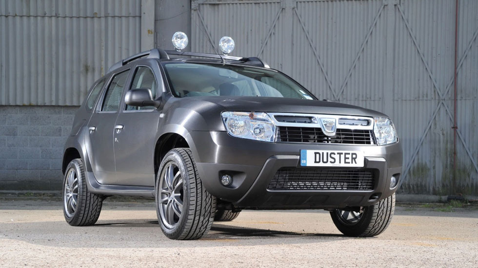 Dacia Duster Black Edition, el Duster más exclusivo