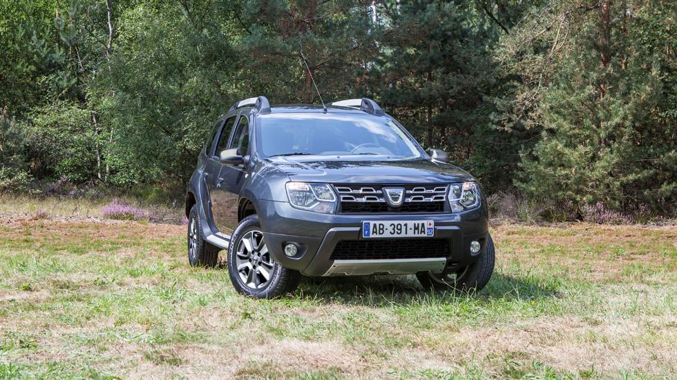 Contacto: Dacia Duster, economía SUV