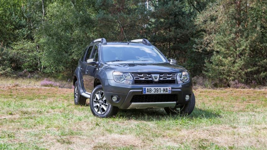 El Dacia Duster llega al millón de unidades fabricadas