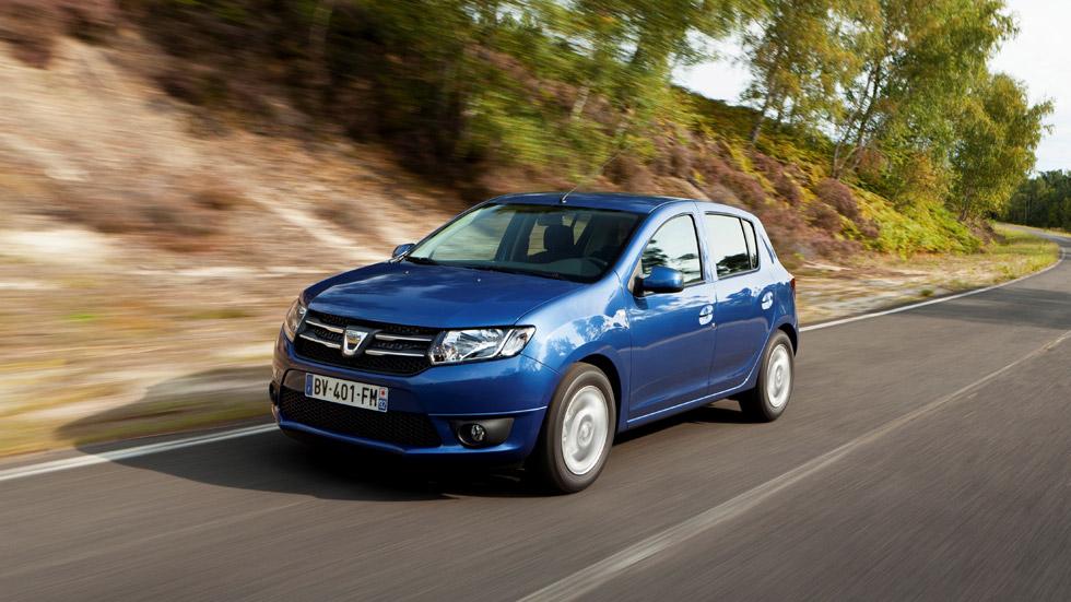 Dacia, la marca con mayor crecimiento en ventas en 2013