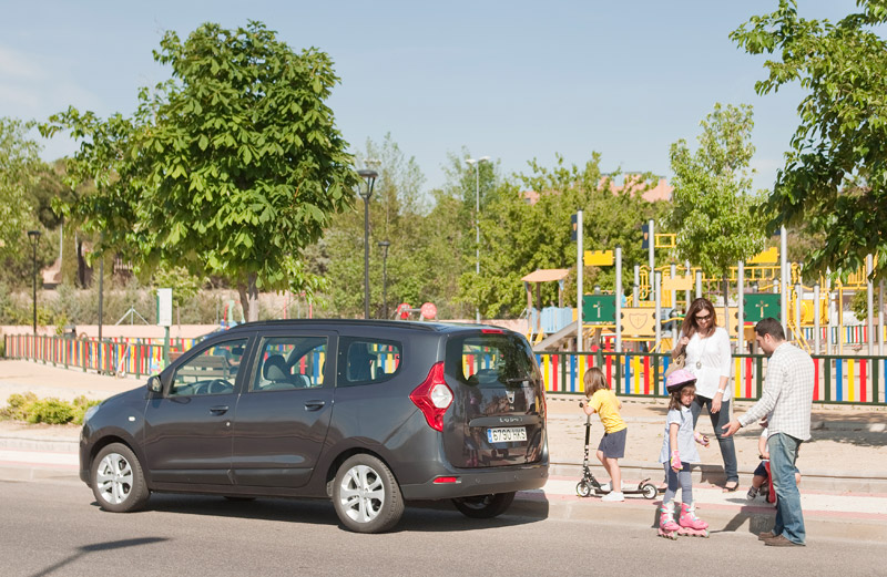 Dacia Lodgy 1.5 dCi 110 CV 7 plazas