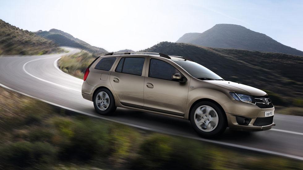 Dacia Logan MCV y Duster Aventure