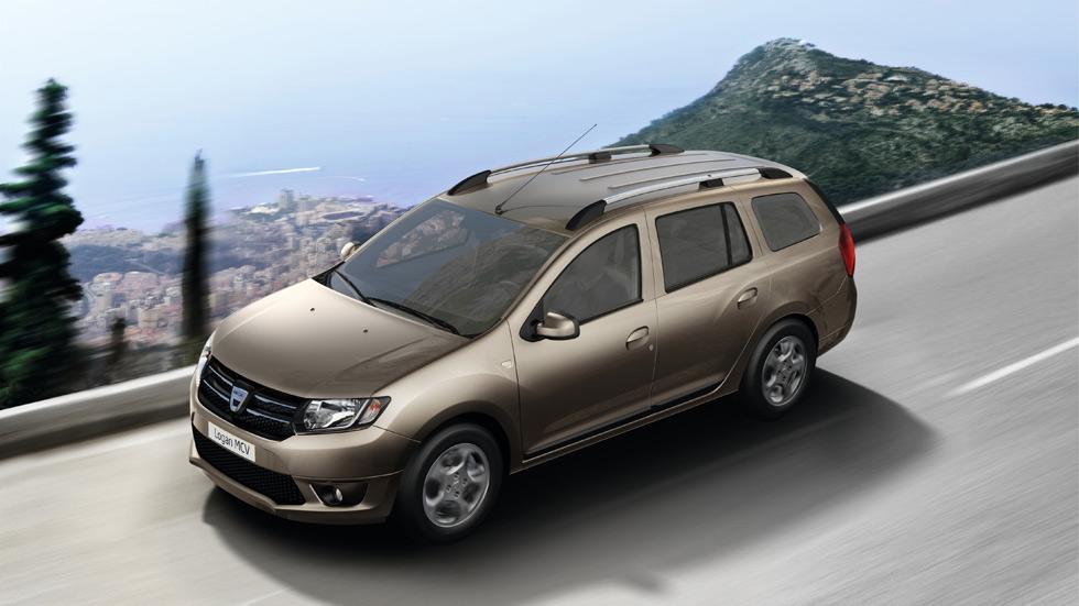 El Dacia Logan MCV familiar, ya a la venta por 7.950 euros