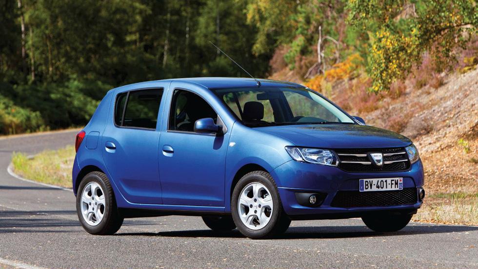Dacia Sandero, un coche entre los más vendidos de España
