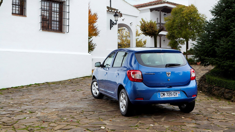 Dacia Sandero, el coche más vendido de agosto