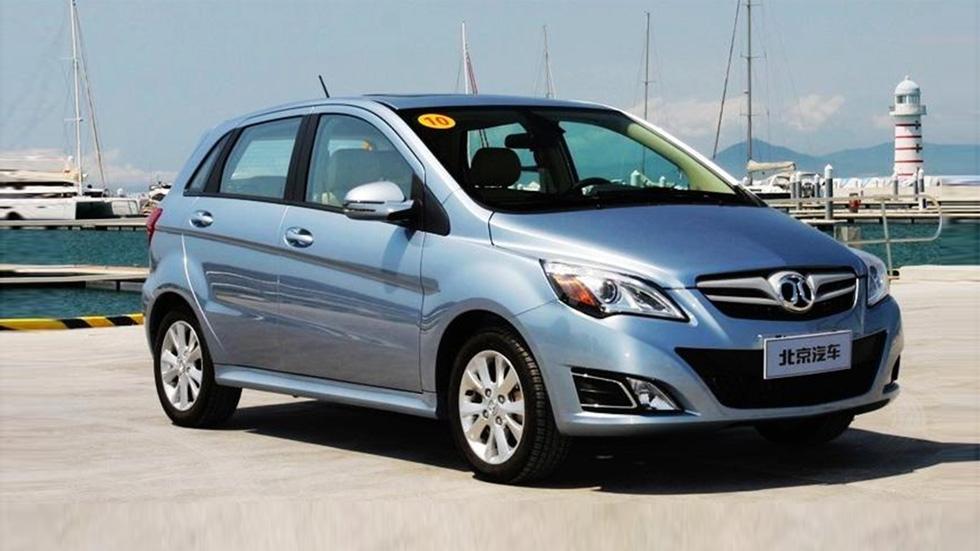 Daimler compra el 12% de la china BAIC