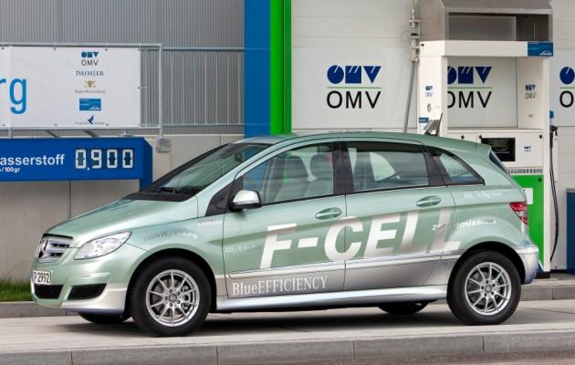 Daimler, Ford y Nissan desarrollarán una pila de combustible