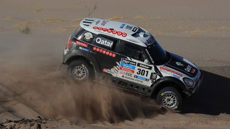 Dakar 2014: Al-Alttiyah y Despres estrenan victoria en una edición liderada por españoles