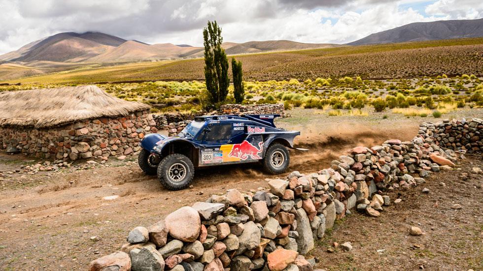 Dakar 2014: Nani Roma y Marc Coma mantienen las distancias