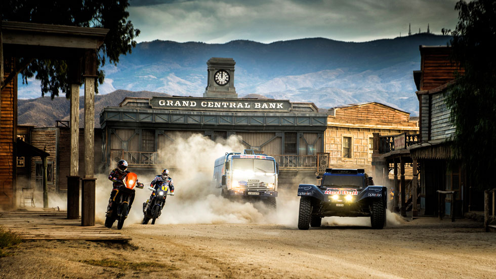 Dakar 2014, varios españoles vuelven a la aventura más extrema