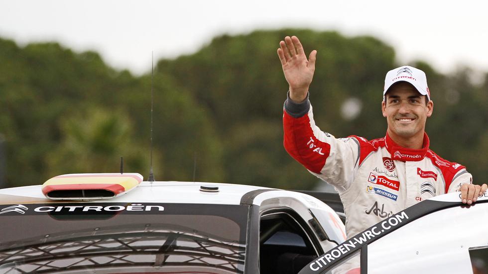 Citroën sustituye a Dani Sordo en el Rallye de Australia