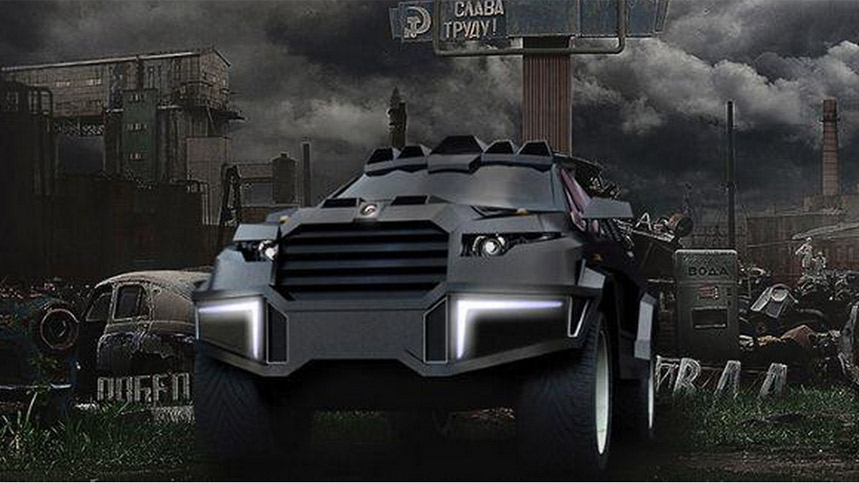 Dartz Prombron Black Shark, el coche anti-paparazzi de 1.521 CV