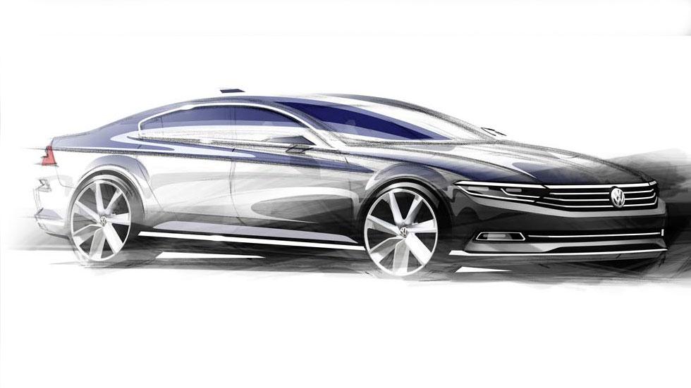 Datos del nuevo VW Passat, a la venta en otoño