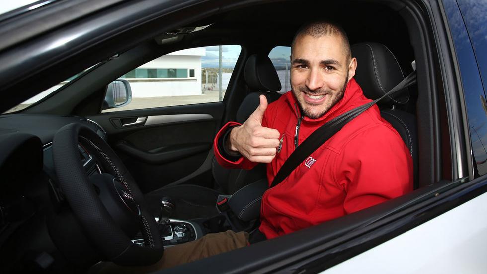 Top 10 de deportistas 'peligrosos' al volante
