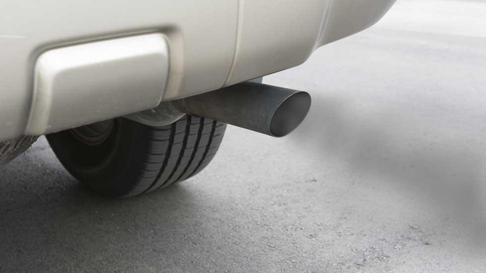 Descienden las emisiones de los coches un 3,2 por ciento
