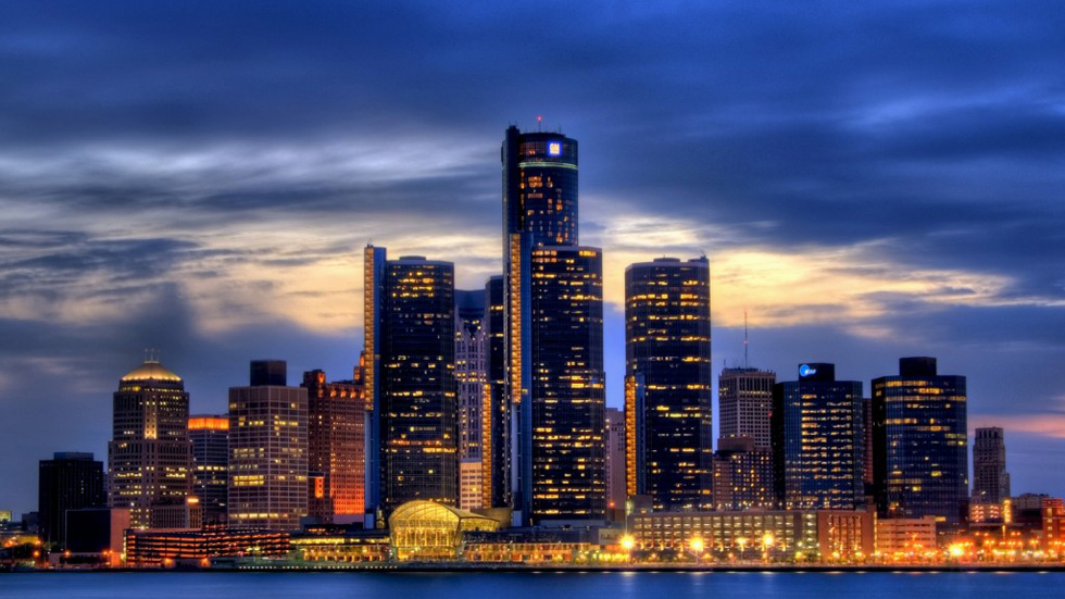 Detroit, la Ciudad del Motor, en bancarrota
