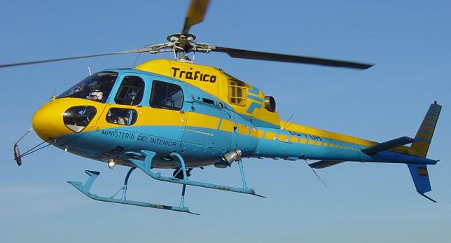La DGT incorpora dos nuevos radares Pegasus