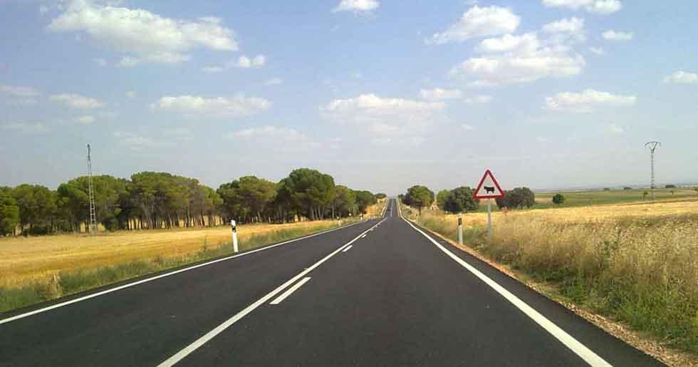 La DGT redobla la vigilancia en las carreteras secundarias