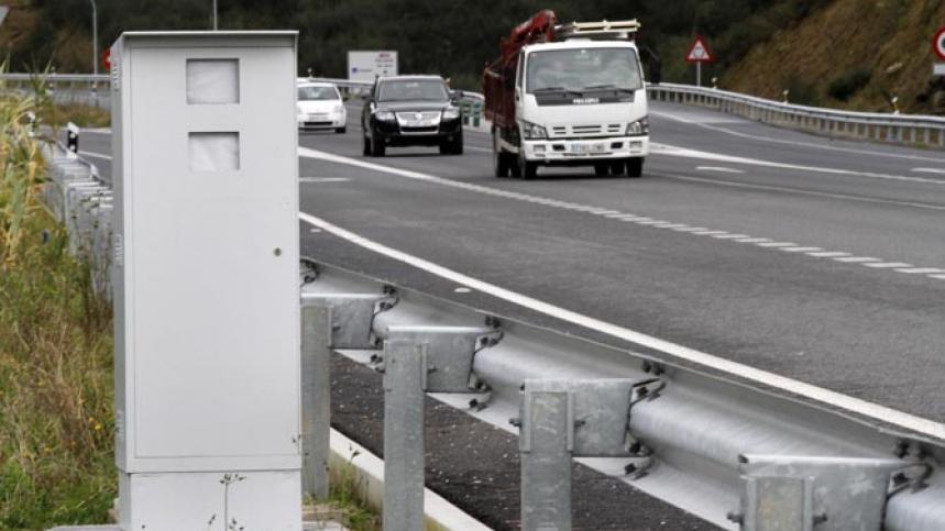 La DGT recauda más de 508 millones de euros en radares
