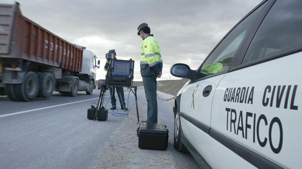 La DGT vigilará nuestra velocidad en carreteras secundarias
