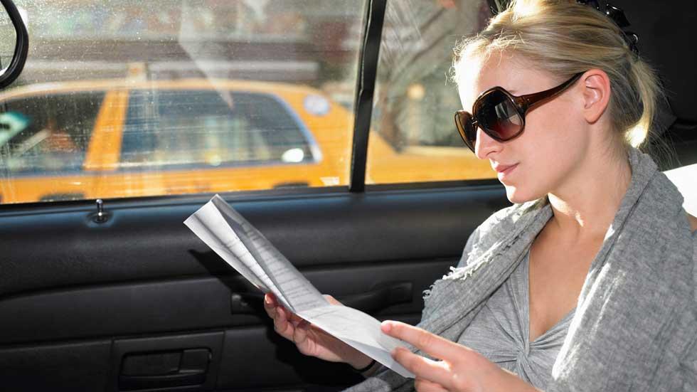 10 trucos para evitar mareos en el coche
