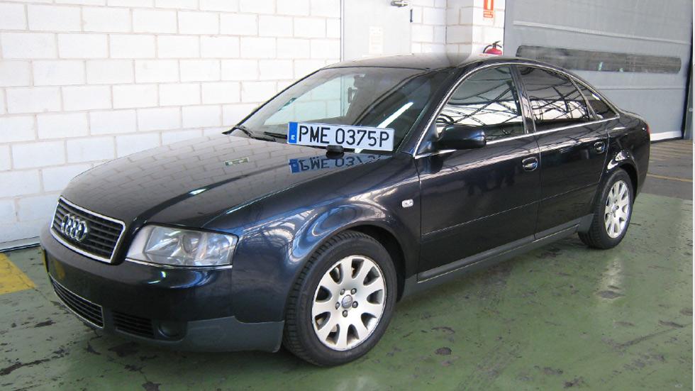 Llévate un vehículo oficial a subasta desde 700 euros