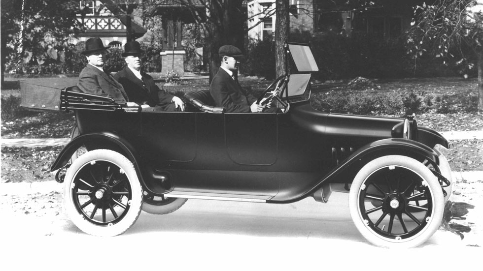 1914: 100 años de Dodge