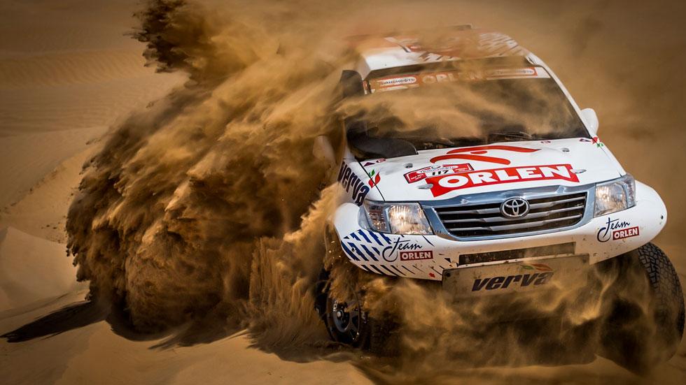 El Dakar 2014 se cobra la vida de dos periodistas argentinos