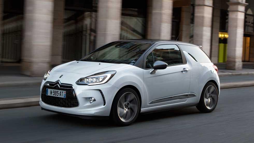 Primera prueba: conducimos los futuros DS3 y DS4, más alejados de Citroën