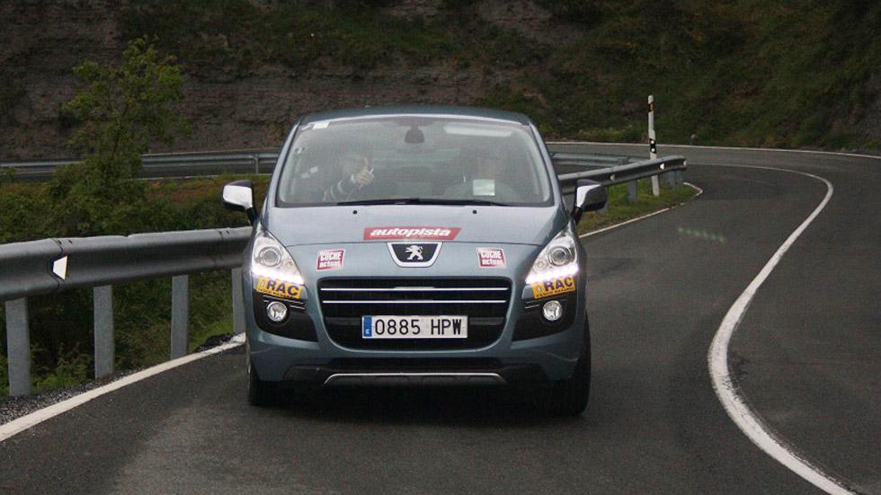 Autopista participa en el Eco Rallye Vasco Navarro 2013