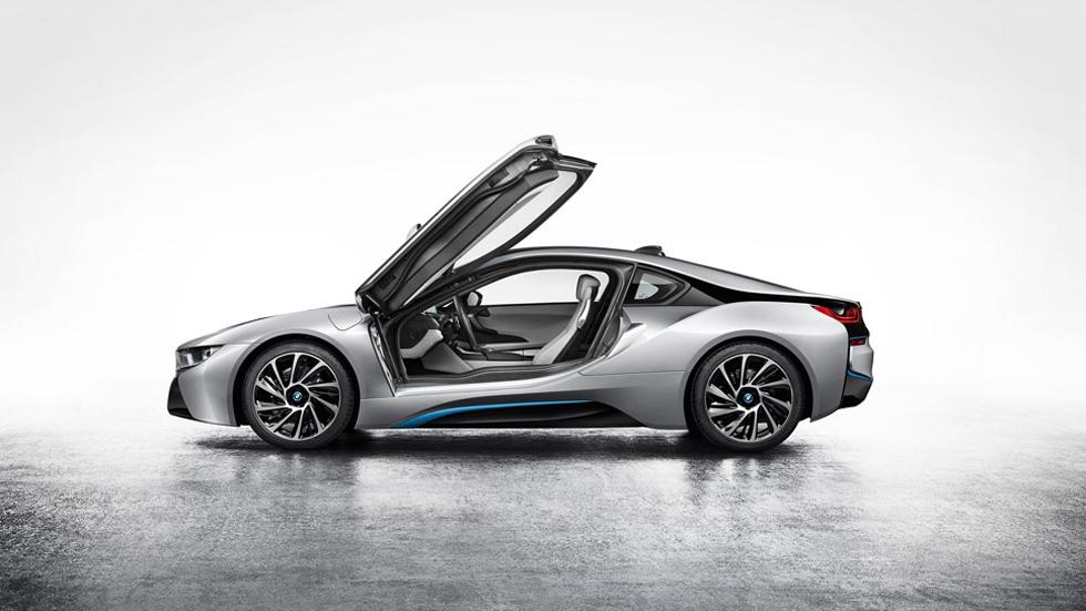 El BMW i8, a la venta en junio