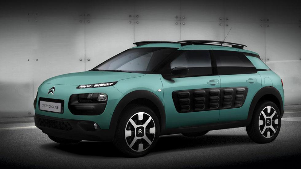 El Citroën C4 Cactus estrena su motor más potente