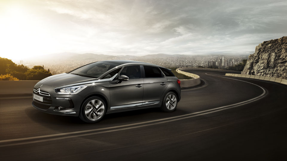 El Citroën DS5, la berlina media más fiable