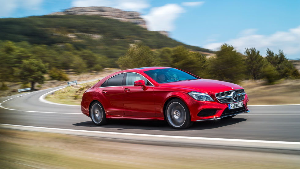 El Mercedes CLS, la berlina grande más fiable