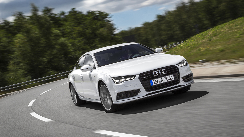 El nuevo Audi A7 Sportback, a la venta por 60.310 euros