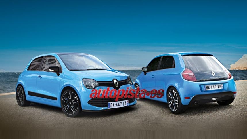 El nuevo Renault Twingo llegará en 2014