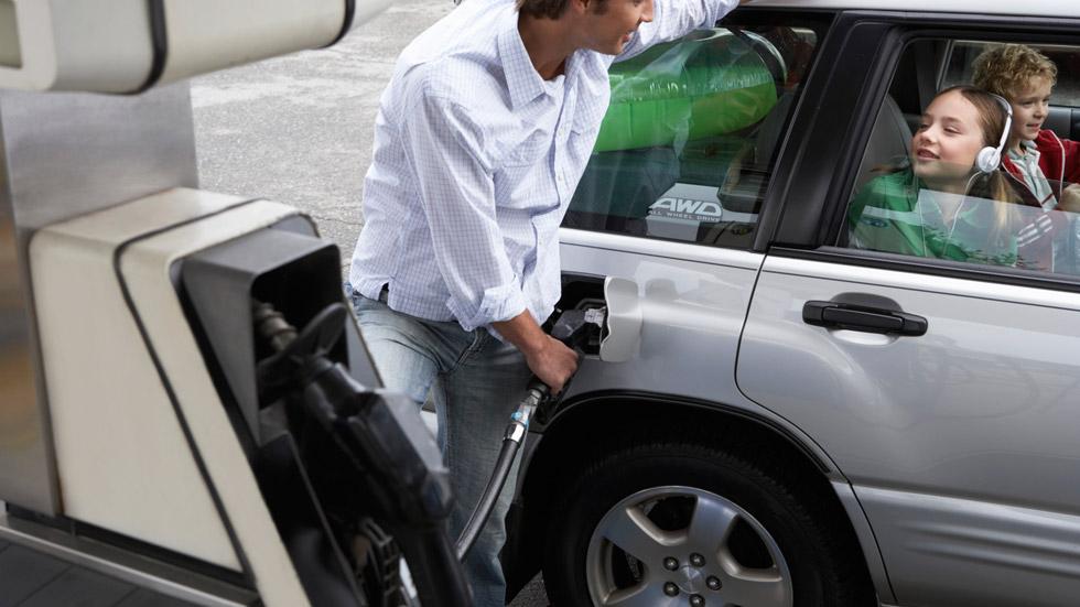 El precio de la gasolina sigue bajando